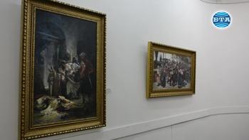 Изложба представя репродукции на картини от известни руски художници