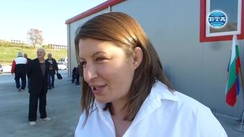 """В Сливен бе открита новопостроената зала за борба """"Станка Златева"""""""
