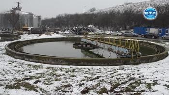 Заместник-министър Красимир Живков направи първа копка за модернизация на пречиствателната станция край Добрич