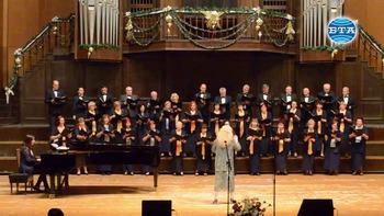 """Хор """"Добруджански звуци"""" отбеляза с концерт 160-годишнината от рождението Джакомо Пучини"""