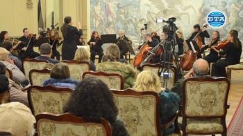 Концерт на Български Камерен Оркестър - Добрич с гост-диригент Светлана Галианова