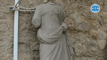 Статуя на жрица откриха археолозите на Хераклея Синтика