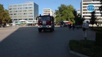В Добрич отбелязаха Седмицата на пожарната безопасност с демонстрация
